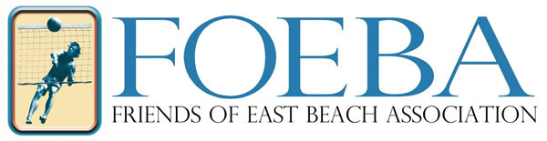 Friends of east beach logo